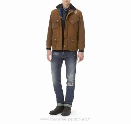 Barbour International Homme